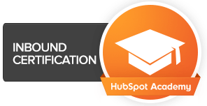 Hubspot Marketing Certification